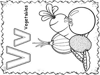 Letter V Craft And Color Sheet By Jannysue Teachers Pay Teachers Letter V Crafts Letter A Crafts Preschool Letters