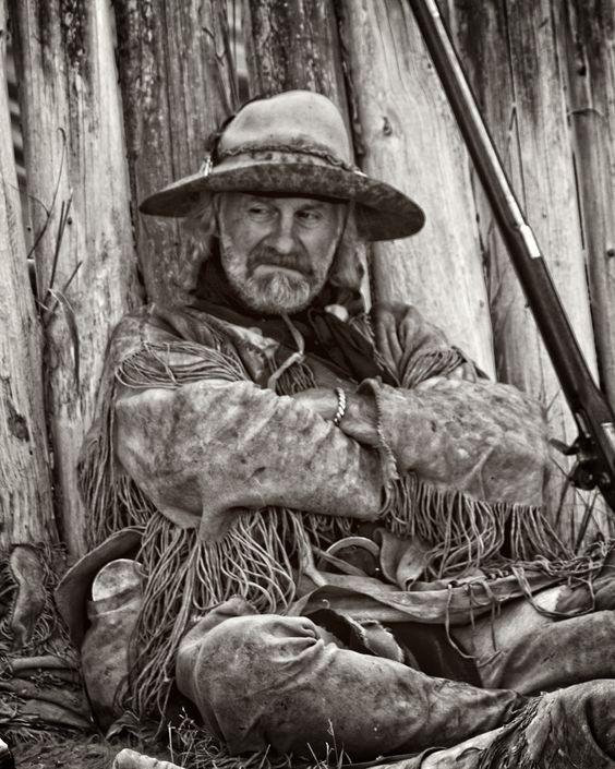 Fort Ann Primitive Camping: Mountain Man At Ft. Bridger Rendezvous 2014