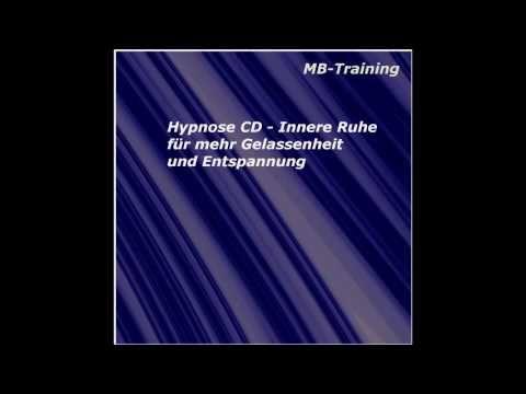 Neu - Hypnose Innere Ruhe finden und Gelassenheit trainieren