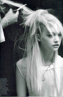 cbch loves Vogue + Gemma Ward