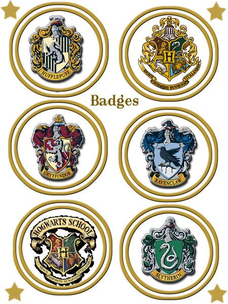th me harry potter anniversaire pinterest harry potter badges et fran ais. Black Bedroom Furniture Sets. Home Design Ideas