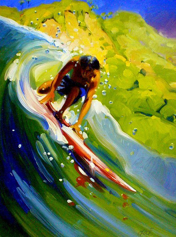 Ron Croci — Liquid Salt | Surf Magazine