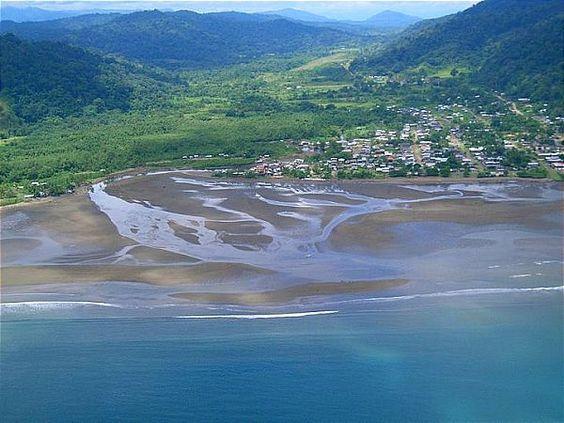 Bahía Solan, Chocó, Colombia