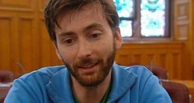 David Tennant Photo Of The Day - 21st July 2014:  Appearing on 'Who Do You Think You Are?' - September 2006