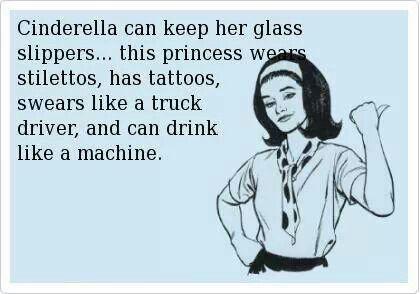 This princess