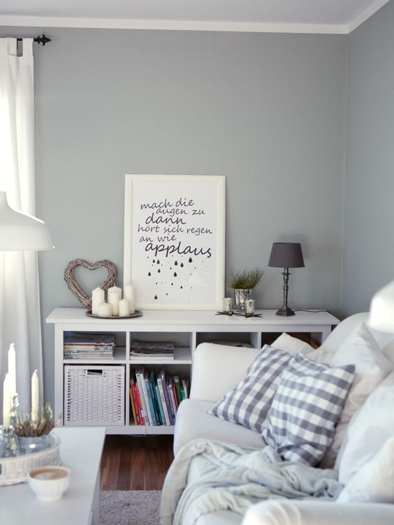 lamps gray and bright living rooms on pinterest. Black Bedroom Furniture Sets. Home Design Ideas
