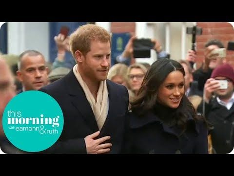Alison Hammond Talks To Prince Harry And Meghan Markle Popsugar Celebrity Uk Prince Harry And Meghan Tv Interview Prince Harry