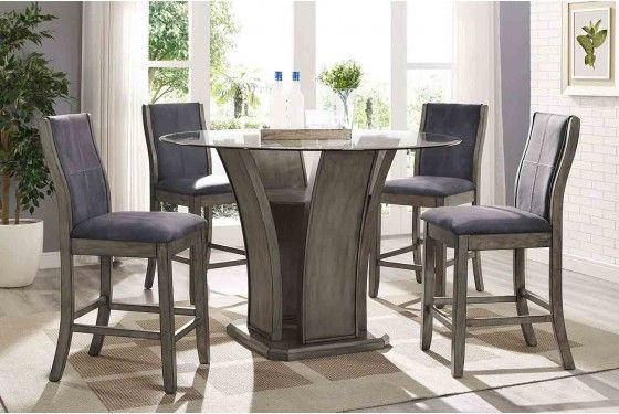 Destin Counter Height Dining Room Mor Furniture For Less With