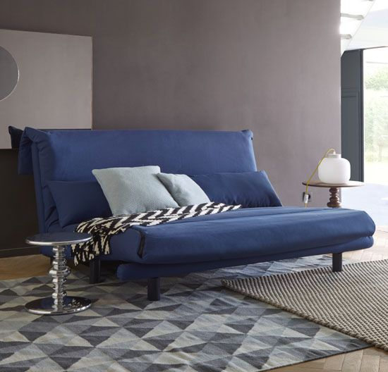 Ligne Roset Multy Sofabed Offers A Sofabed With 3 Adjustable