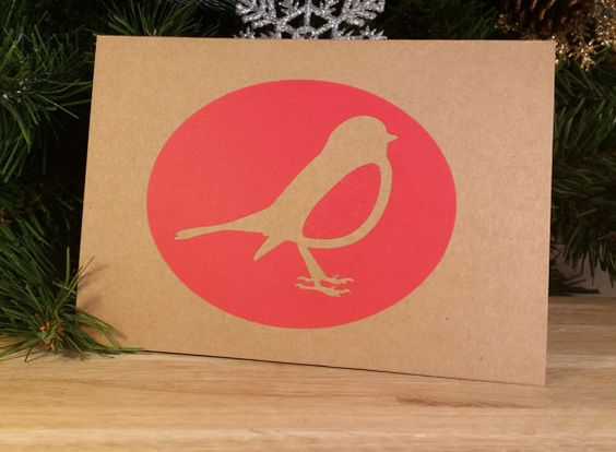 Check out this item in my Etsy shop https://www.etsy.com/uk/listing/259958992/christmas-cards-handmade-christmas-robin #christmas   #redrobin #christmasrobin