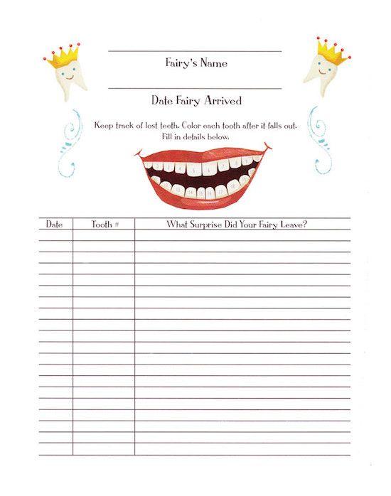 2016 HOLIDAY GIFT GUIDE – Teeth Fairies: A Baby Teeth Tradition
