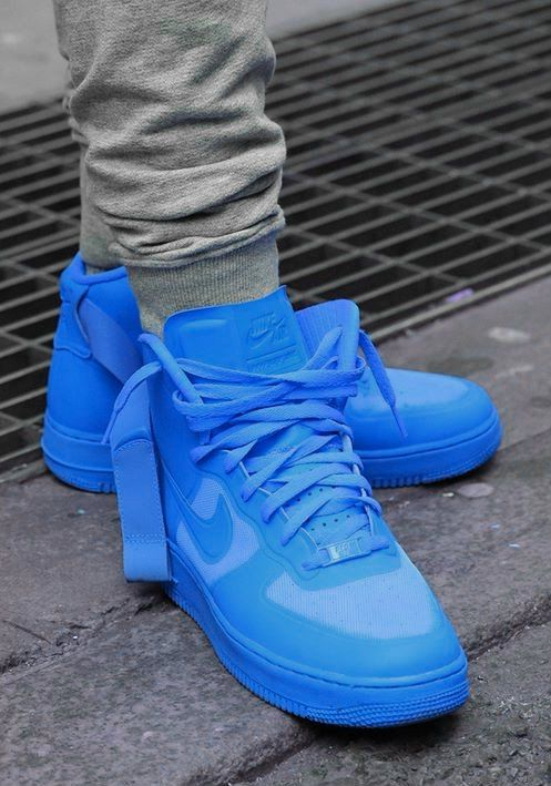 Nike Air Force Hyperfuse