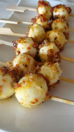 1000 ideas about apero dinatoire original on pinterest for Repas original rapide