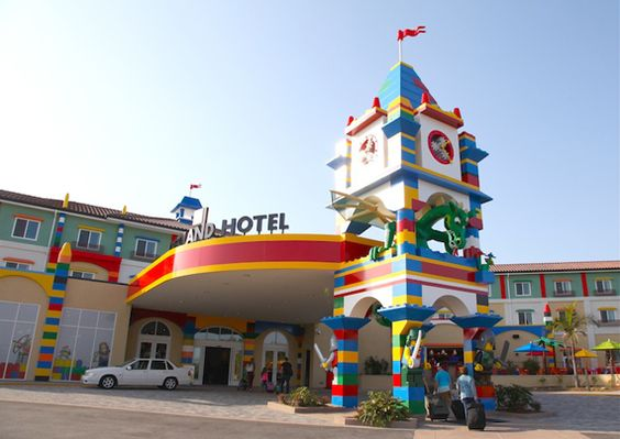 Legoland Hotel en Californie - article photogeniques.fr