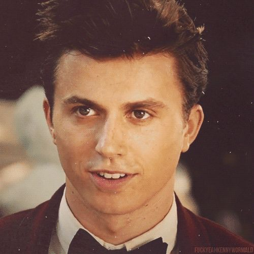 Gah... Kenny Wormald.... Marry me? :)