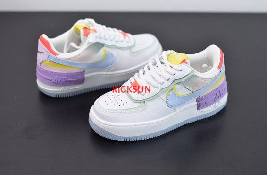 Nike Air Force 1 Shadow Diamond White Blue Purple Nike Air Nike Air Force Nike Fashion Shoes Hues of pinks, purples, blues and greens in materials such as matte plastic, leather and. nike air force nike fashion shoes