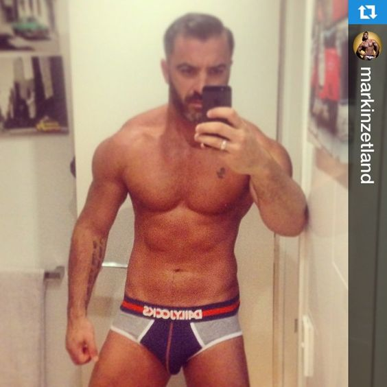 Woof! @markinzetland looking pretty fine in his #dailyjocks undies・・・Got something to show off? Post and tag us @dailyjocks and #underwearclub!