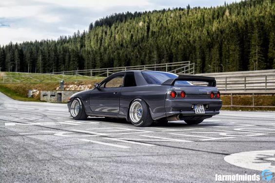 Skyline GT-R R32 (19)