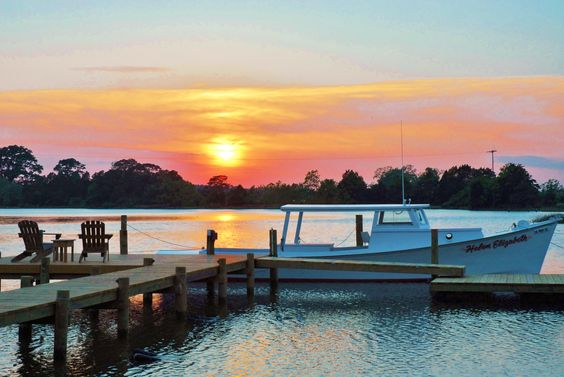 A quiet Waterfront and Romantic Inn named as one of the Top 10 B&Bs in the…