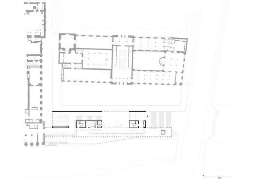 Gallery Of James Simon Galerie David Chipperfield Architects 39 David Chipperfield Architects How To Plan Architect