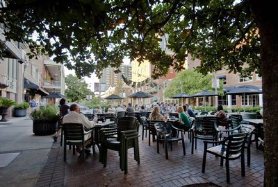 Andrew's 228 is one of 35 Tallahassee restaurants offering prix fixe menus during Capital Cuisine Restaurant Week & Concert Series May 15-27.