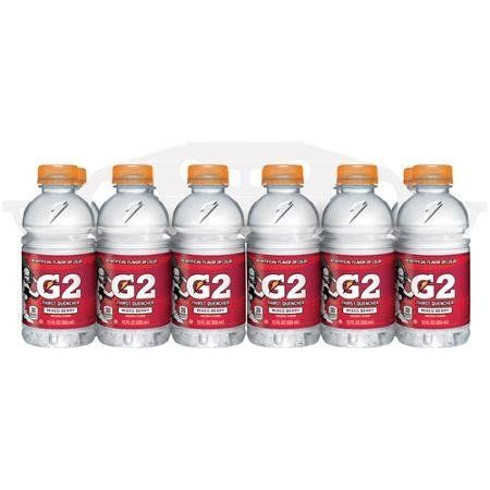 G2 G Series Perform Mixed Berry Sports Drink, 12 fl oz Ga