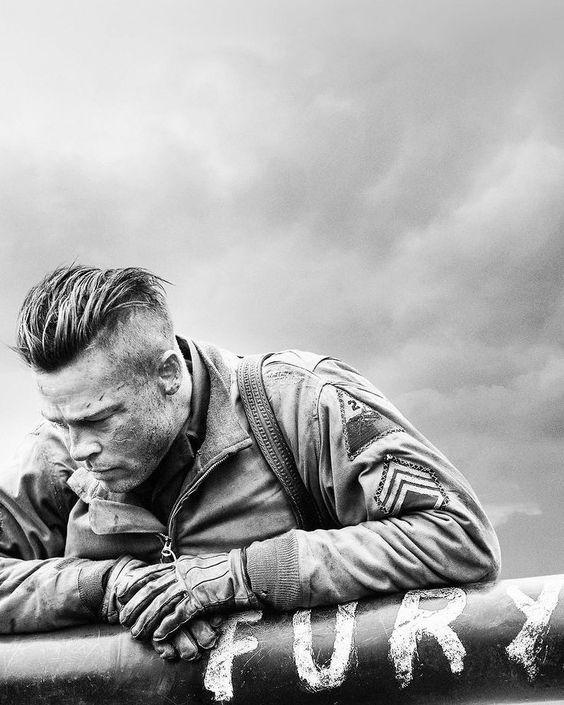 Pin Von Blogger 42 Auf B W Movie In 2020 Haare Manner Herz Aus Stahl Don Pablo