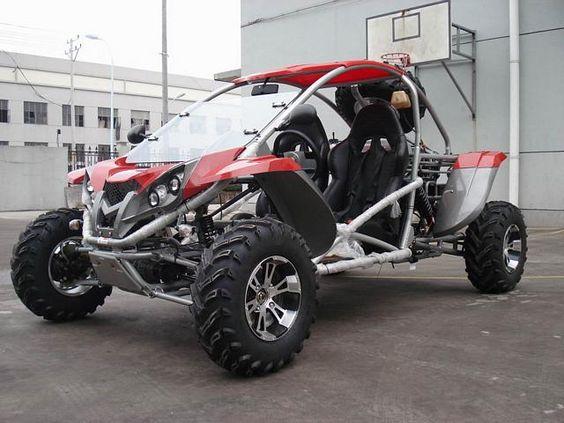 Go Karts: RENLI 600cc 4X4