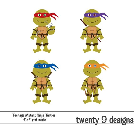 Teenage mutant ninja turtles, Teenage mutant ninja and Ninja ...