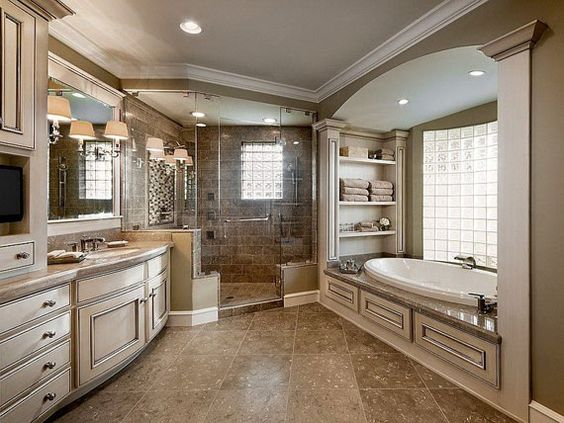 Luxurious Master Bathroom Design Ideas That You Will Love…