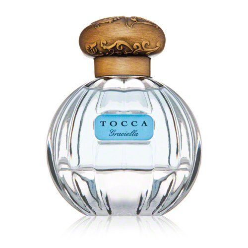 Tocca Beauty Graciella size:1.7 oz concentration: Eau de Parfum. This was inspired by Grace Kelly and I think it's going to be my Valentine's, Anniversary, and (one day) wedding scent. It's truly beautiful.