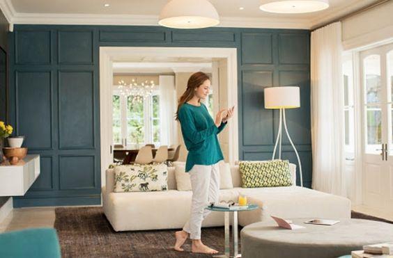 Ambienta tu casa para que trabaje en bienestar de tu mente