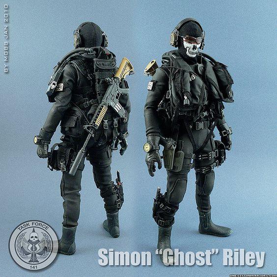 Call Of Duty 10 Cod Ghosts Logan Balaclava Ski Skull Hood: Pinterest • The World's Catalog Of Ideas