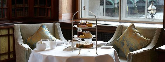 Afternoon Tea Homepage | London Marriott Hotel County Hall