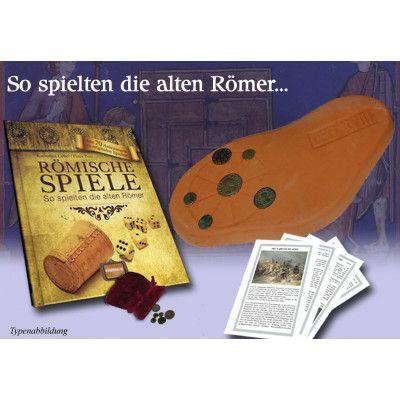 So Spielten Die Alten Romer Spiel Romisches Rundmuhlespiel
