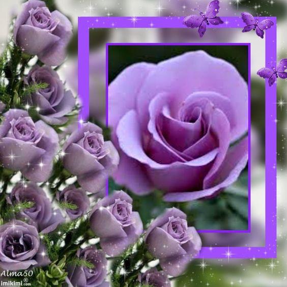 Me in pretty lilac: