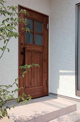和風洋風どちらも対応できる玄関ドア 玄関ドア おしゃれ 玄関ドア