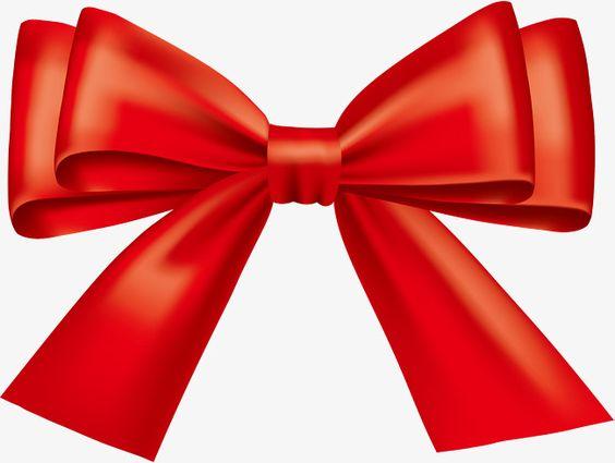 Hermosa Corbata De Lazo Rojo Lazo Rojo Corbata De Lazo Lazos