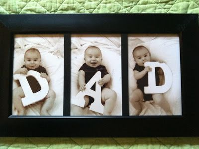 father's day gift. definitely doing this for my husband this year!: