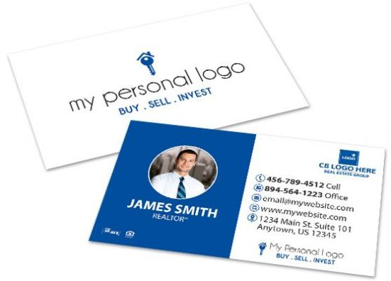 Coldwell Banker Business Card Template Business Card Template Card Template Business Cards