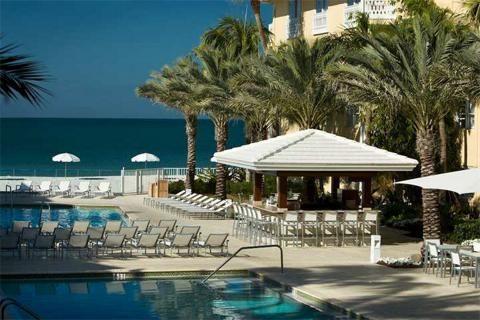 Edgewater Beach Hotel, Naples, Florida