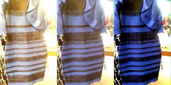Você provavelmente já viu esse vestido que ilustra esse post, que é o assunto que mais se fala nos últimos d...