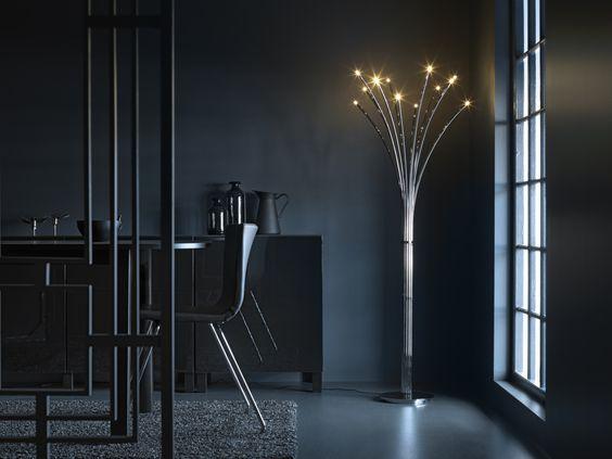 HOVNÄS Staande lamp