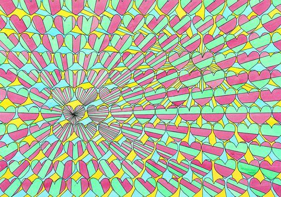 Tom YENDELL è originario della Gran Bretagna. Ha creato l'opera 'Cuori con strisce verdi e rosse' con l'utilizzo della bocca e del piede. L'autore ha realizzato il dipinto con tecniche varie ed il formato originale è 49x70 cm.  https://www.abilityart.it/cuori-con-strisce-verdi-rosse.html