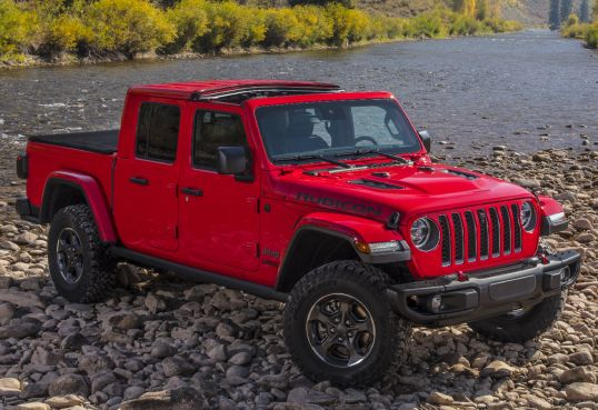 2020 Jeep Gladiator Rubicon Jt 2019 Jeep Gladiator Jeep