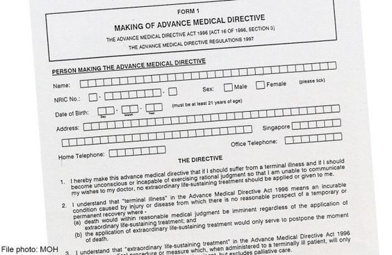 More people make living wills as awareness rises Local Pinterest - advance medical directive form