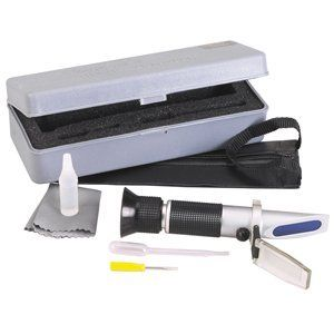 Robinair 75240 Coolant and Battery Refractometer