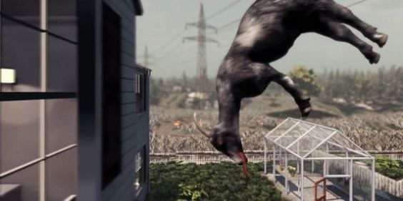 Goat Simulator   Cheats and Secrets - Tips, tricks, and tactics for Goat Simulator, including Tall Goat, Ostrich Goat, Huge Goat, Space Goat, Devil Goat, and much more!