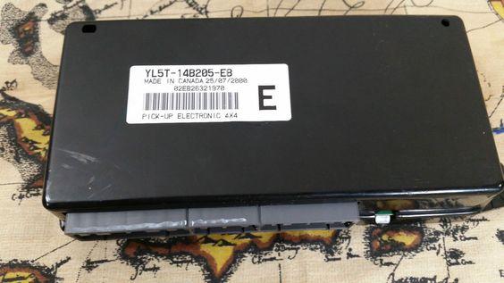 2000 Ford Ranger 4X4 GEM Multifunction CONTROL MODULE OEM YL5T-14B205-EB (4600) #FORDOEM