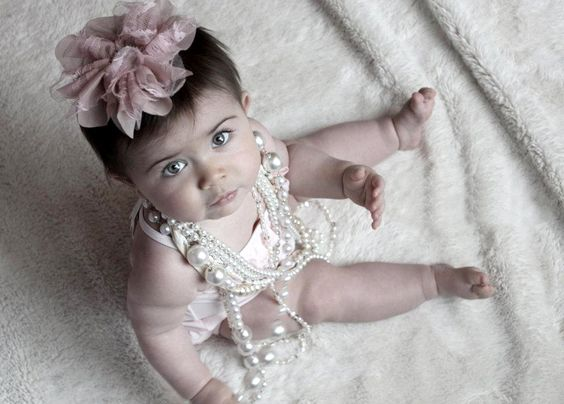 baby & pearls